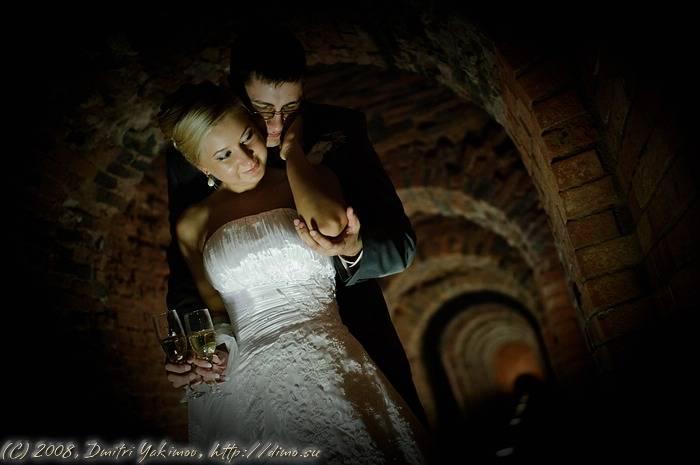 Свадебный фотограф из-под земли