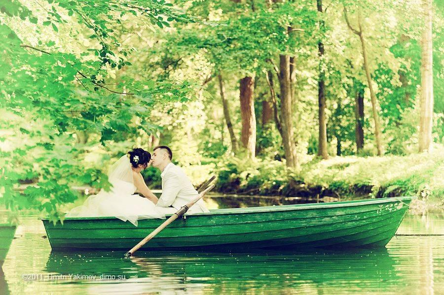 прекрасные свадебные фото