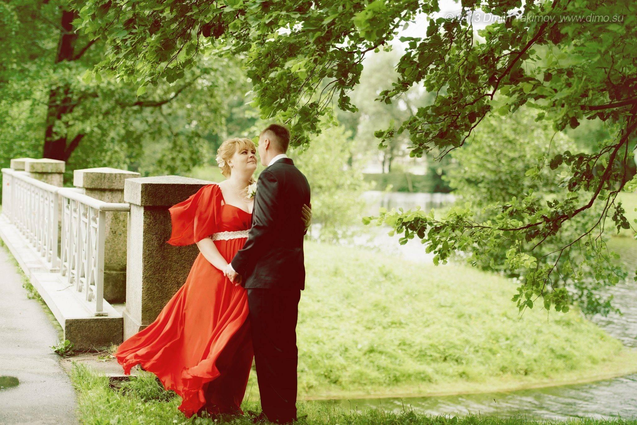 Пять лет свадьбы фото