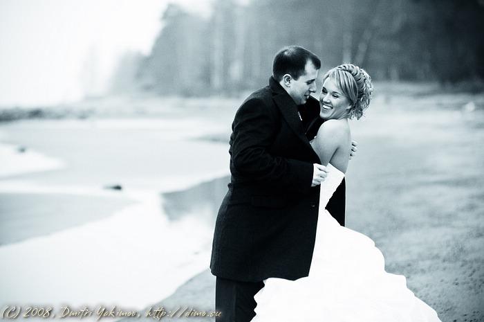 Зима окрестности спб свадьба