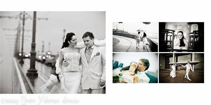 свадебная фотокнига спб