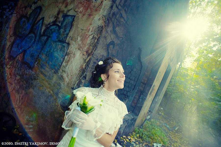 осенью свадьба Кронштадт