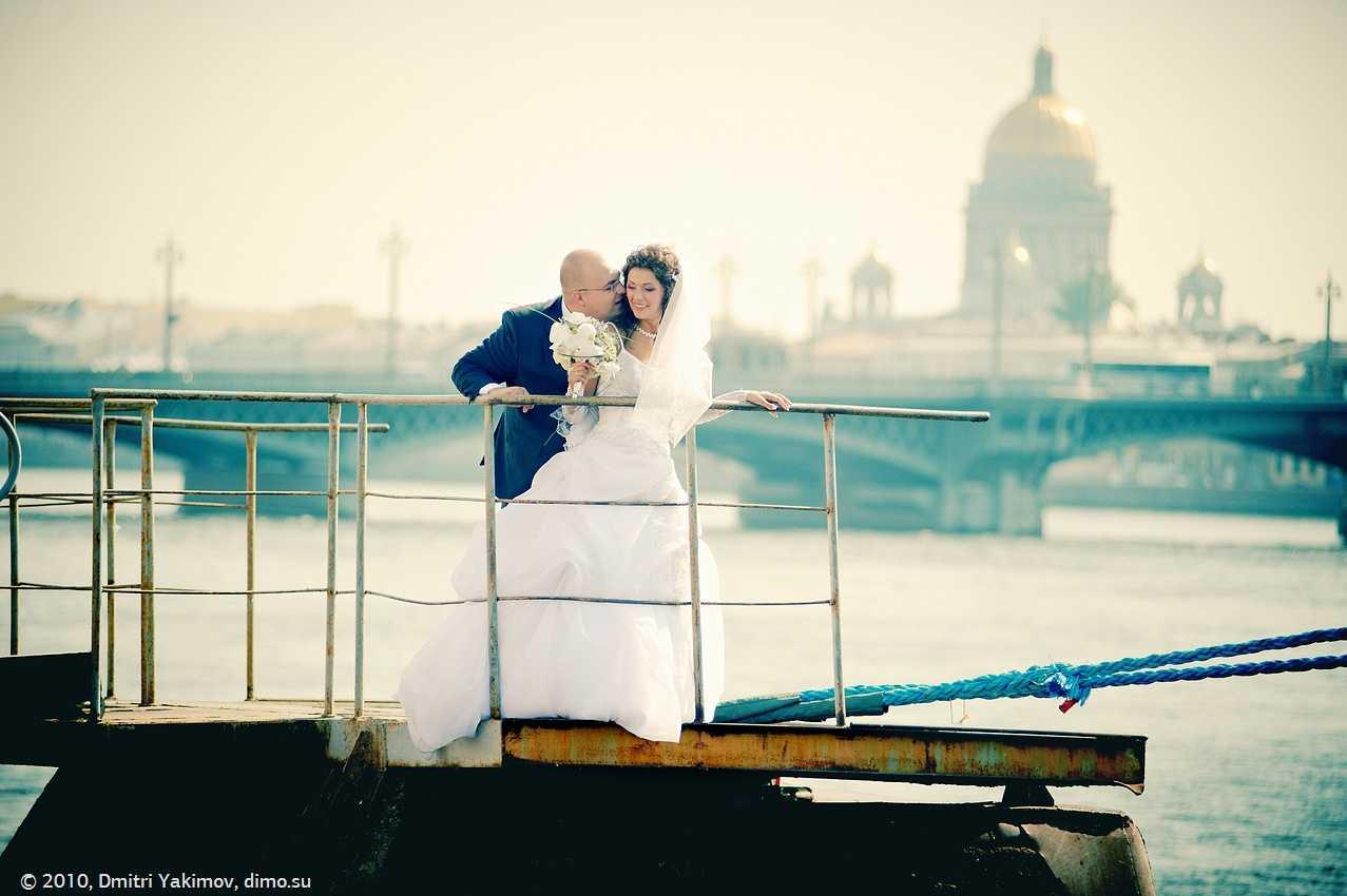 Я снимаю торжества, свадьбы в Санкт-Петербурге