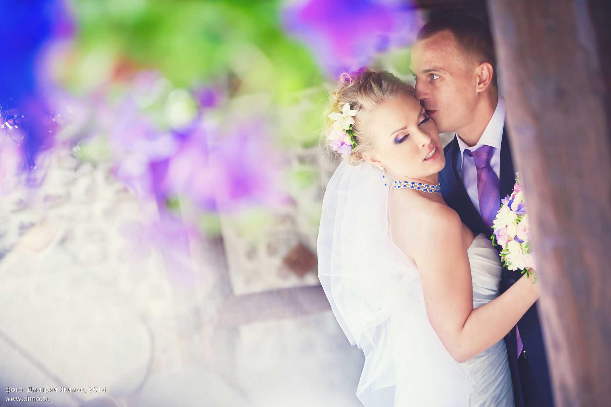 профессиональная свадебная фотосъёмка в спб