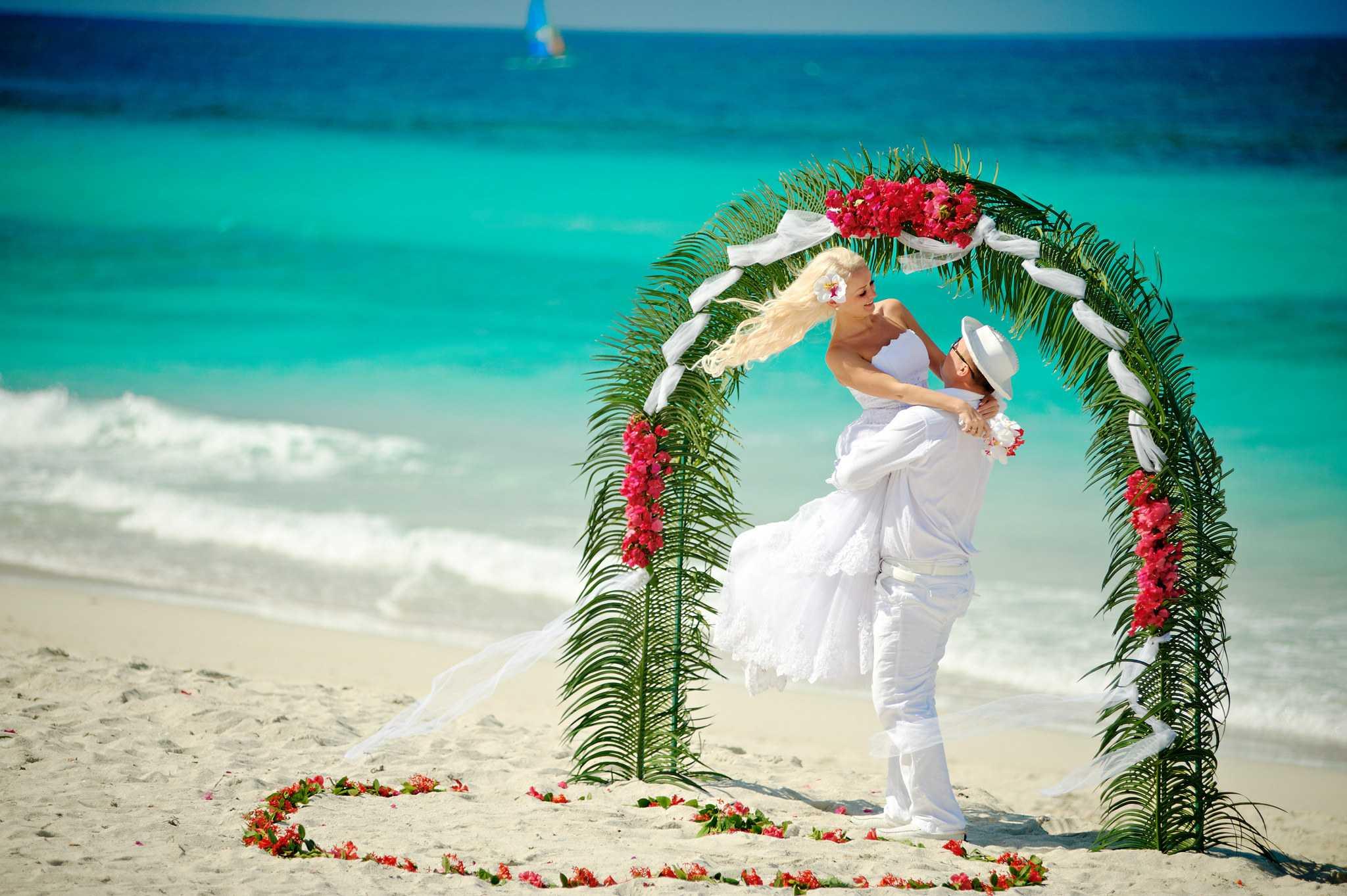 Красивые фото свадеб за границей