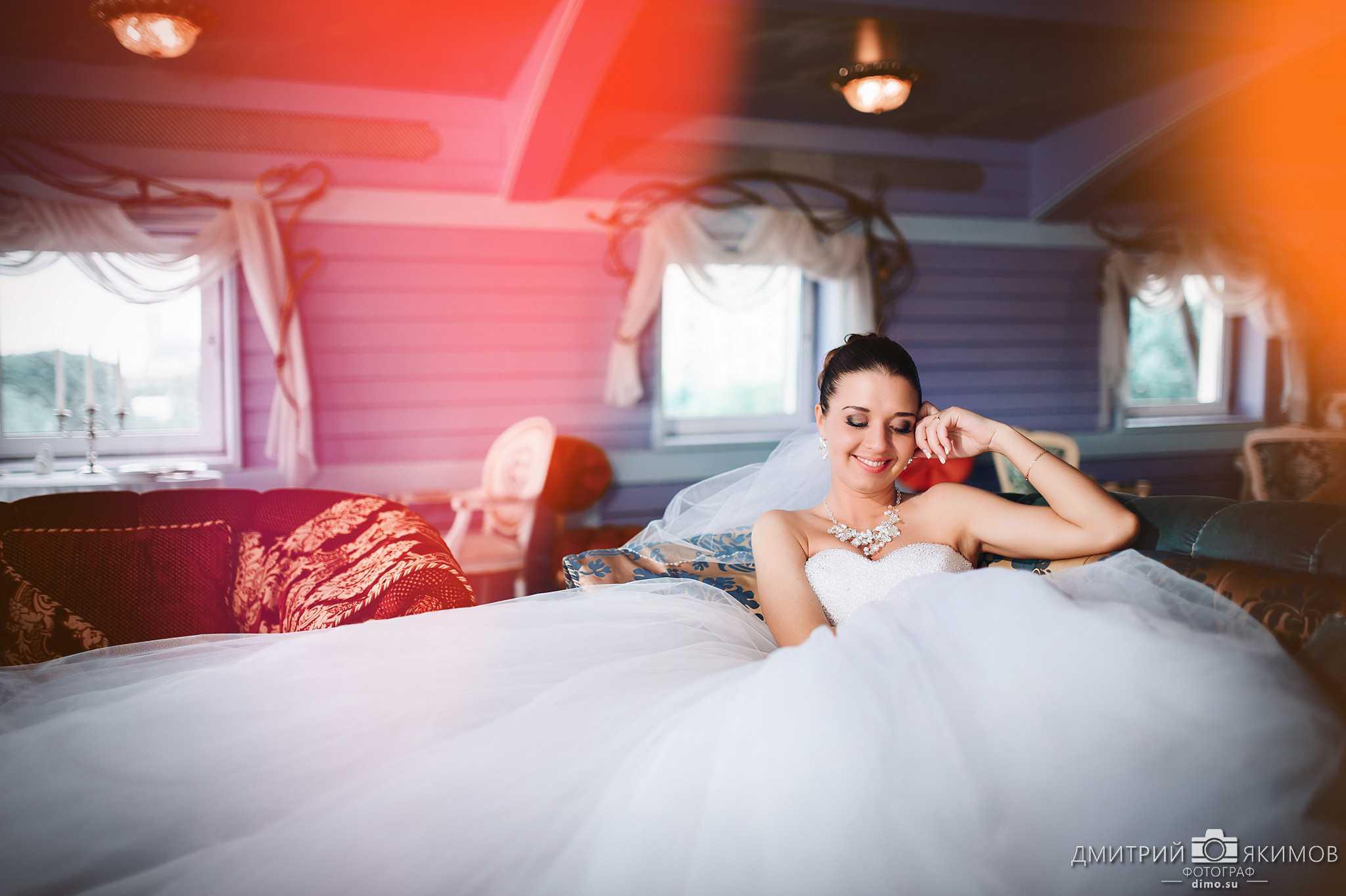 Слайдшоу петербургских свадебных фото