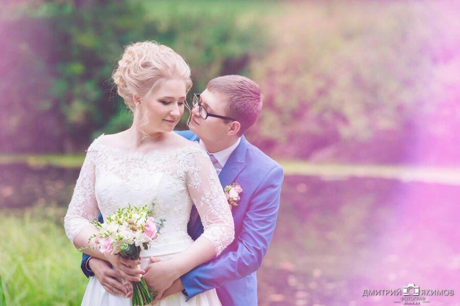 летние фотки свадьбы