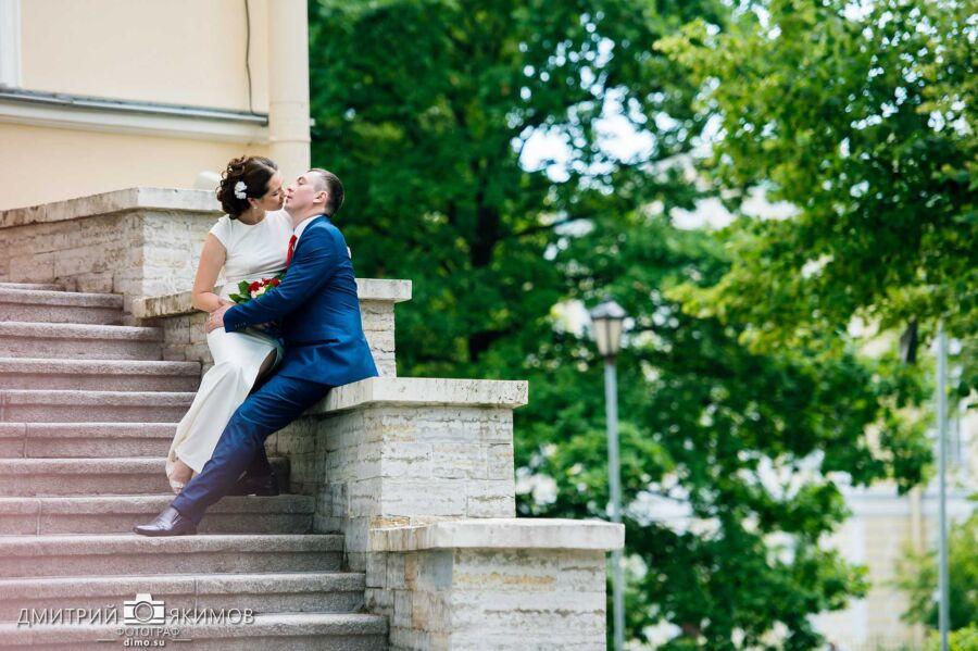 Свадьба в Пушкине, фотосессии