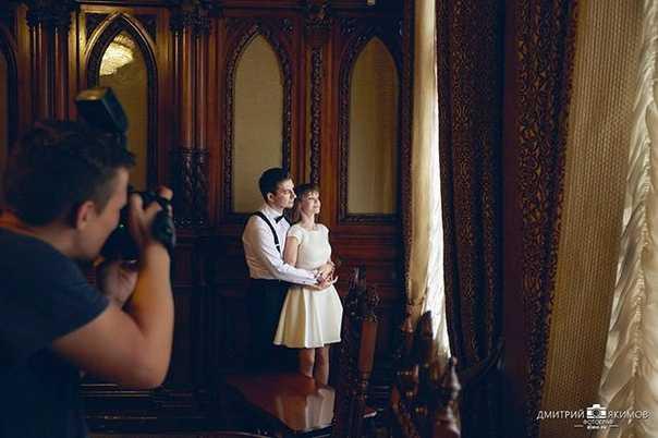 Летние свадебные фотосъёмки